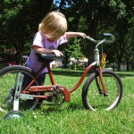 Dětské kolo – první část