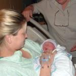 Přirozený porod nebo císařský řez?