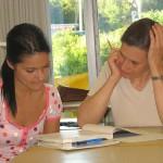 Učíte se doma s dětmi?