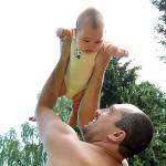 Tatínkové a miminka
