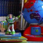 Uklízení dětského pokoje