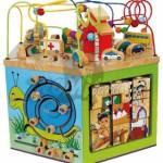 Didaktické hračky děti velmi baví a nenásilně se díky nim učí