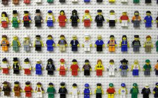 Lego: Joe Shlabotnik