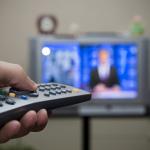 Jedna televize, ale čtyři diváci