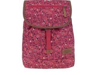 Růžový-dámský-batoh-se-vzorem-květin-Eastpak-Sharon3-510x480