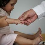 Děti a lékaři