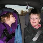 Děti vs. auto