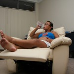 Těhotenství a otékání nohou