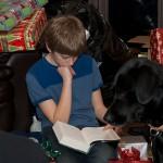 Nezapomeňte dětem na vánoce nadělit knihu