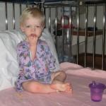 Pobyt v nemocnici s dítětem