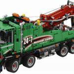 Lego Technic, zajímavá zábava pro kluky i holky!