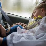 Jak cestovat s malými dětmi
