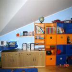 Dětské pokoje a nábytek