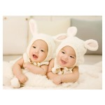 Jak mít dvojčata